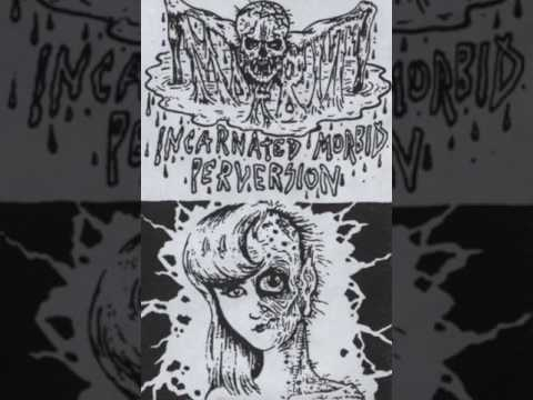 "MetalRus.ru (Death Metal). MORBIT - ""Incarnated Morbid Perversion"" (1993) [Demo] [Full Album]"
