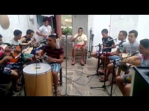 Pagode Nova Geração - Chuva de arroz ( Luan Santana)