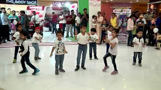 Zingaat Hindi | Cute Dance By Small Kids | Dhadak | Step2Step Dance Studio | Kids Dance Performance