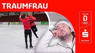 Traumfrau Aljona Savchenko 😍💭 | Team Deutschland | PyeongChang 2018