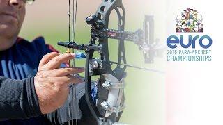 fanstream live compound w1 finals   european para archery championships 2016