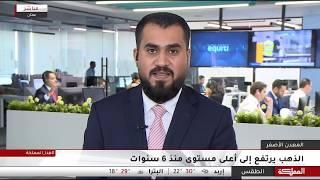 لقاء رائد الخضر رئيس قسم الأبحاث في مجموعة Equiti على تلفزيون المملكة من مكاتب Equiti عمان - الأردن