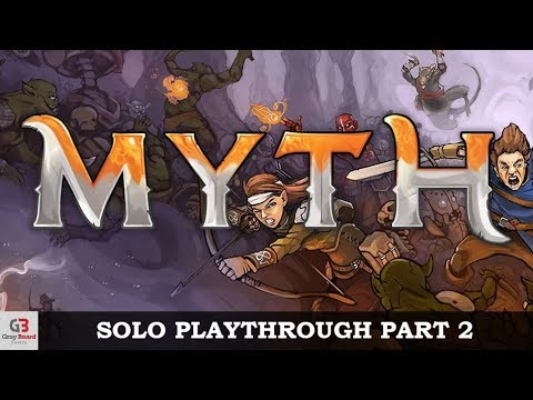 Myth - Part 2 (solo playthrough) [3 characters]