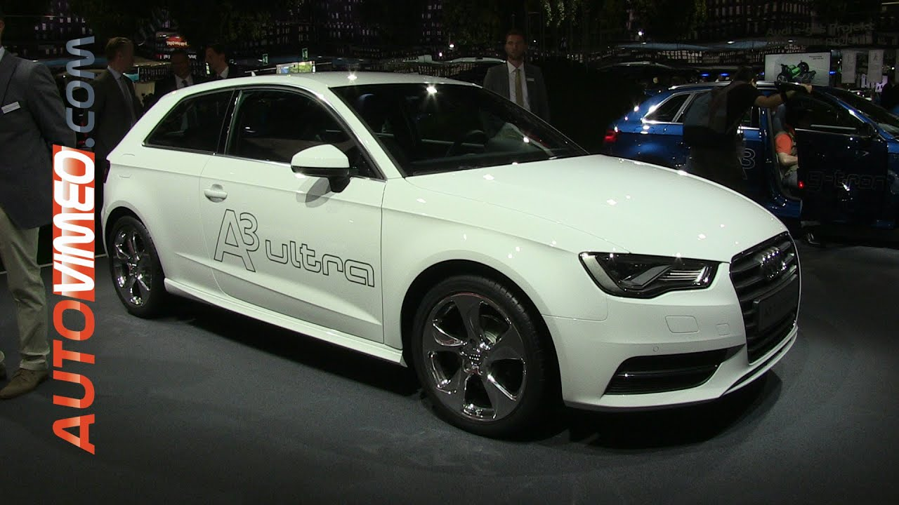 audi a3 sportback 1 6 tdi ultra attraction 2013 youtube. Black Bedroom Furniture Sets. Home Design Ideas