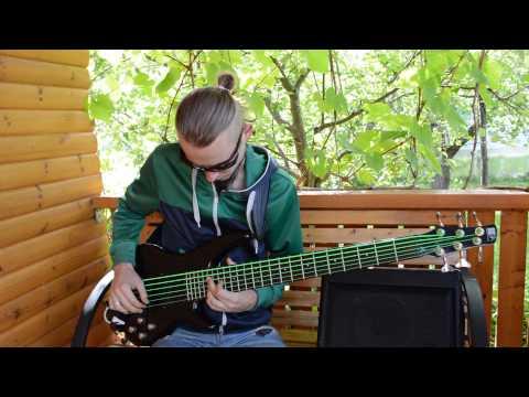 Bass Tapping Solo ( Dmitry Lisenko )