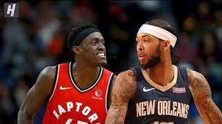 Toronto Raptors vs New Orleans Pelicans - Full  Highlights | November 8, 2019 | 2019-20 NBA Season