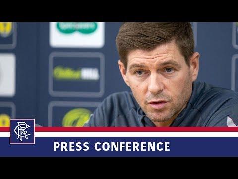 PRESS CONFERENCE | Gerrard & Halliday | 19 Feb 2019
