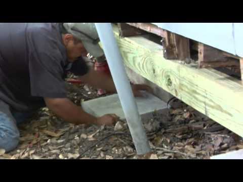 Houston House Leveling | 281-500-9508 | Pier and Beam Repair Houston | Allied Foundation | TX 77031