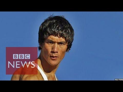 Afghanistan's 'Bruce Lee'