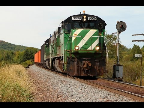 [4K] Railfanning the LS&I