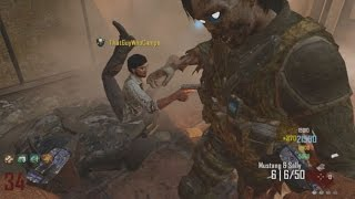Die Rise: First Ever Games! w/ ThatGuyWhoCamps, ONLYUSEmeBLADE & Christian - Black Ops 2 Zombies