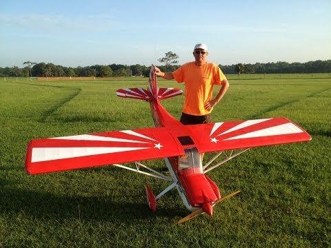 Super Decathlon 122 by Pilot RC    RCRedBaron June 28 2014