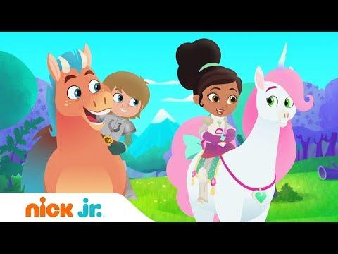 Рыцарь и принцесса мультфильм