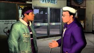Saints row: Vice Kings cutscenes