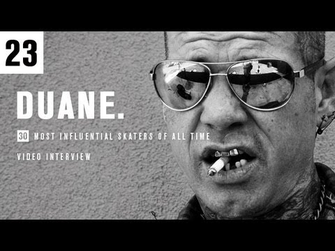 30th Anniversary Interviews Duane Peters - TransWorld SKATEboarding