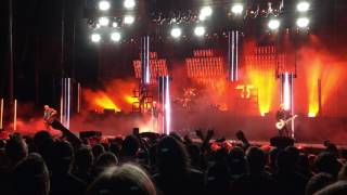 🔥 Rammstein  🔥 Full Live Show 🔥@ Hollywood Casino Amphitheater, Chicago IL 🔥 6/27/2017