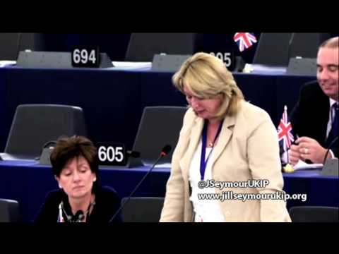 The EU has no place in the UN - UKIP MEP Jill Seymour