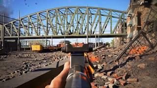 Battlefield 5 / V - Rotterdam & Narvik Conquest - 4K