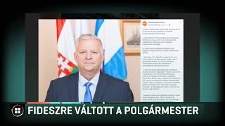 A Fidesz támogatásával indul újra a posztért a korábban MSZP-s polgármester 19-07-17