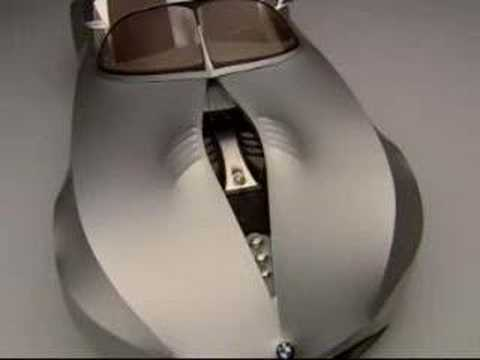 BMW GINA Light Visionary Model Concept Car - YouTube
