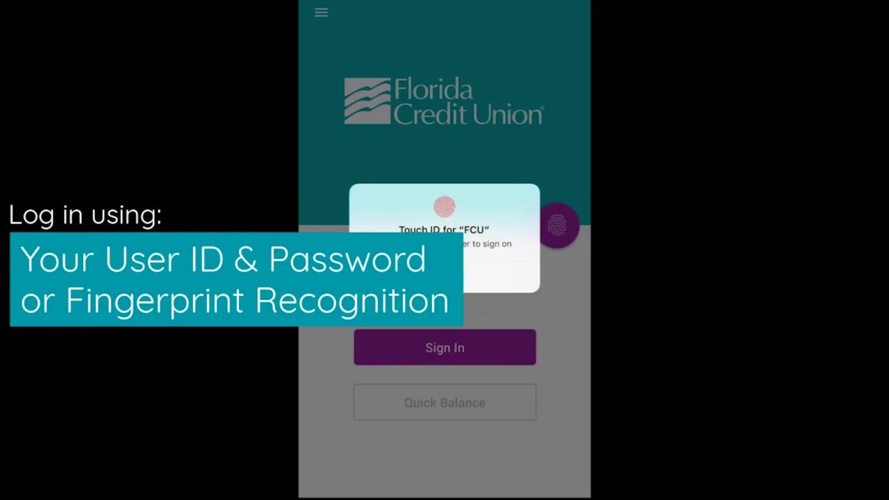Florida Hospital Credit Union >> Mobile Check Deposit Mobile Deposit App Florida Credit Union