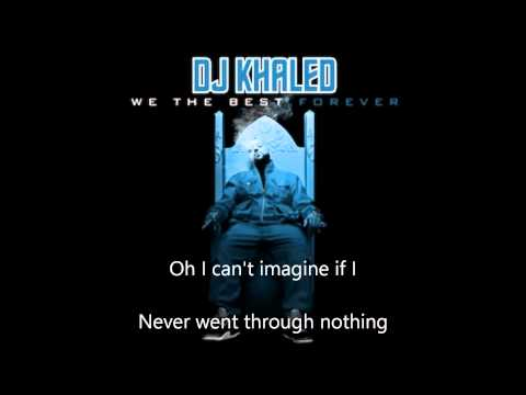 DJ Khaled - Legendary, Feat. Chris Brown, Keyshia Cole & Ne-Yo, (Lyrics)