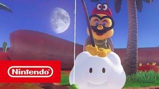 Super Mario Odyssey - Capture your imagination (Nintendo Switch)