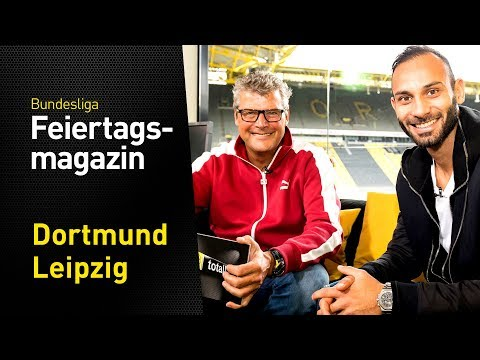 Matchday magazine w/ Ömer Toprak | Dortmund vs. Leipzig