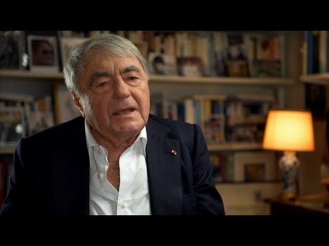 Claude Lanzmann on Shoah
