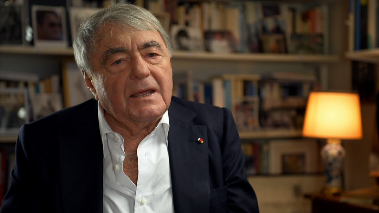 Claude Lanzmann on Shoah   YouTube Claude Lanzmann on Shoah