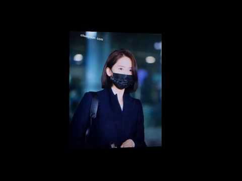 [171209]  YoonA back KOREA from Saipan (Mariana Islands).