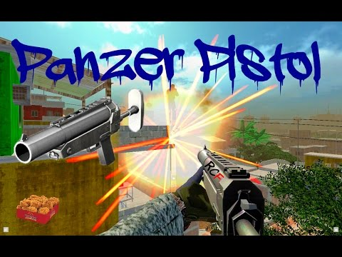 Panzer Pistol | RCF
