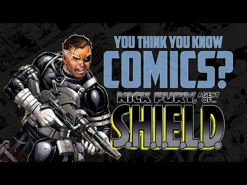 Nick Fury - You Think You Know Comics?