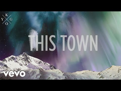 Kygo - This Town ft. Sasha Sloan (Official Lyric Video)