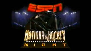 ESPN National Hockey Night SNES - Game Intro