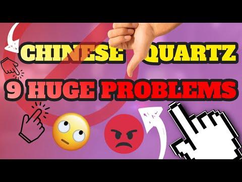 9 Biggest Reasons to Avoid Chinese Quartz Countertops