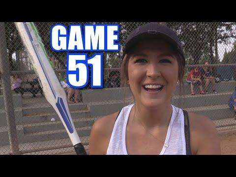 NEW PLAYERS! | On-Season Softball Series | Game 51