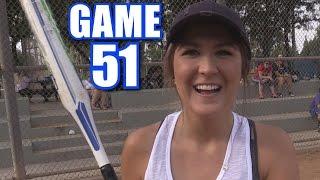 NEW PLAYERS!   On-Season Softball Series   Game 51
