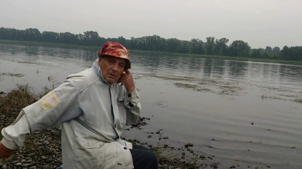 Рассказ 82 летнего рыбака.