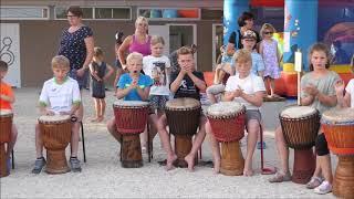 DEEPLIGHT @ Camping Yverdon Plage (Suisse) Saison 2019