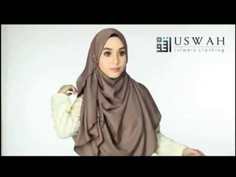 Tutorial: Shawl Labuh ADWA by USWAH