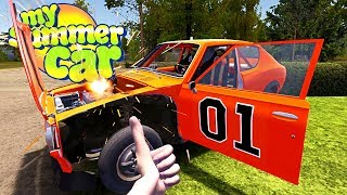 MY SUMMER ELECTRICAL APPRENTICE UPDATE! New Car Wiring - My Summer Car Gameplay Highlights Ep 98