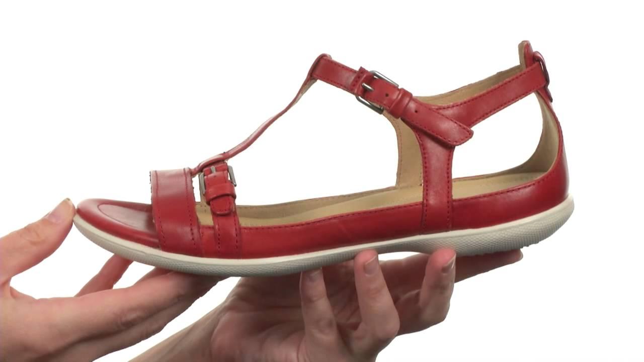 8a58c4b8 ECCO Flash T-Strap Sandal SKU:8264990
