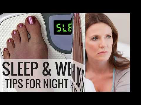 The Sleep-Weight Connection