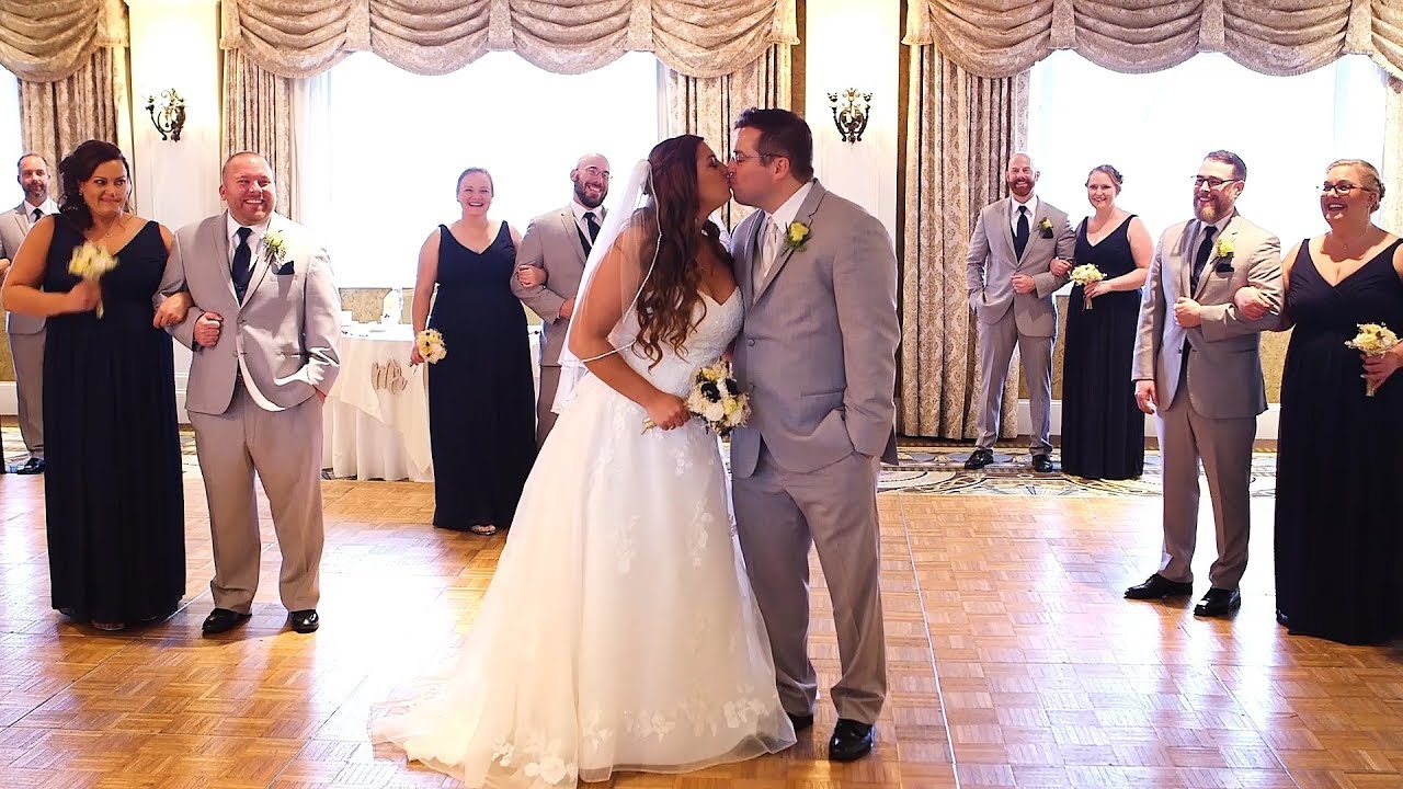 The Grand Hotel Of Cape May Wedding Jessica Brian Nj Wedding Video Youtube