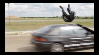 Entraînement aux Percussions Humaines avec Véhicule - Car Hit Training