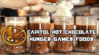Capitol Hot Chocolate (Hunger Game Foods) (TheVegetarianBaker)