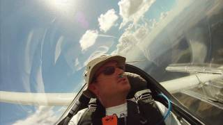 ASW-27 Glider Intro and Flight Against Highly Modified ASW-20