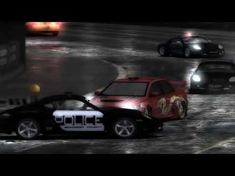 NFS Most Wanted | NIGHT MOD