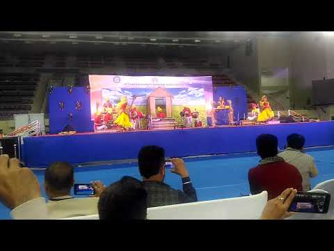 33rd Inter University National Youth Festival 2018 in Ranchi University